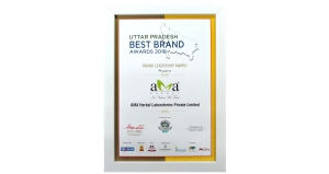 Received yet another prestigious Award for Sustainable Business