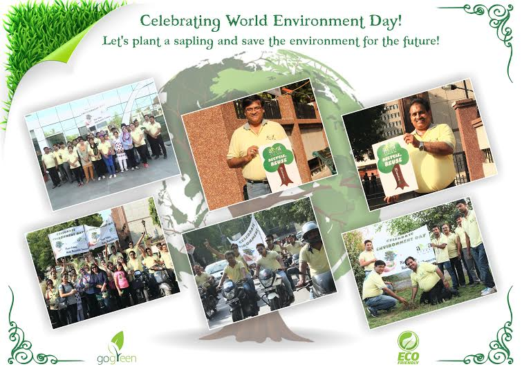 Celebrating Environment Day!