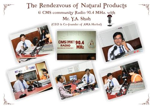 Rendezvous of Natural Products on Environment Day