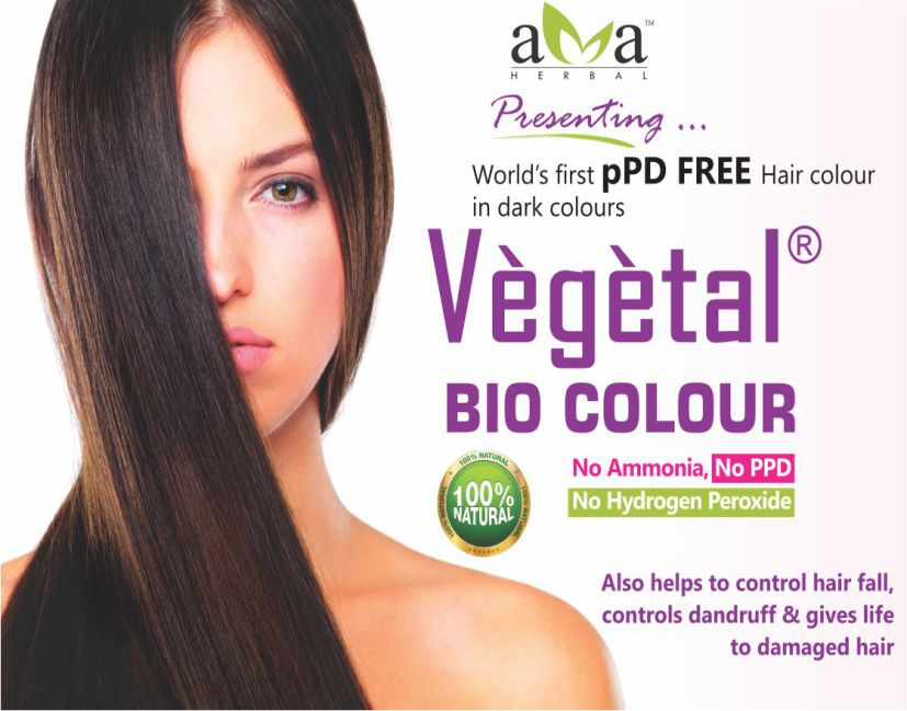 100 Natural Formulation To Colour And Protect Your Hair